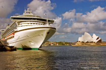 A cruise to Sydney
