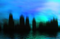 Skyline Abstract