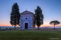 Chapel in Tuscany