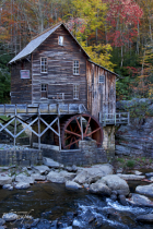 Glade Creek Grist Mill #1