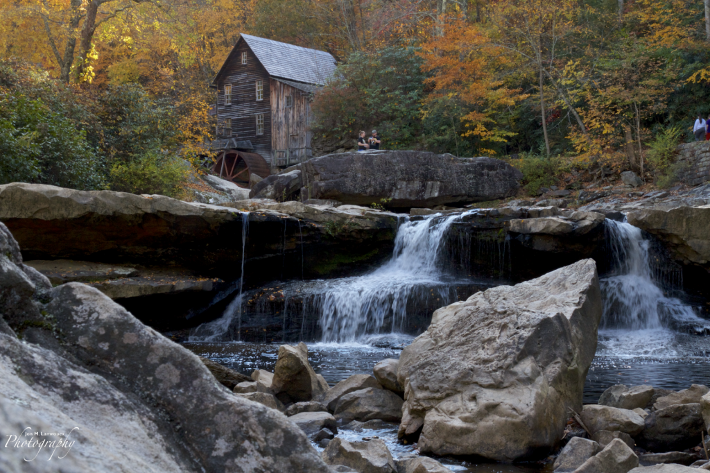 Glade Creek Grist Mill #2