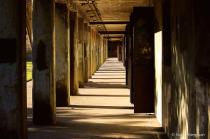 Empty Halls of Fort Worden
