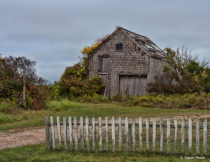 Shed on Block Island