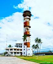 Plane Observation Tower, Ford Island Hi.