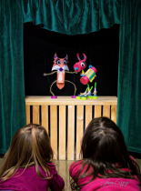 Presenting Puppet Theater