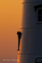 sidelit Lighthouse