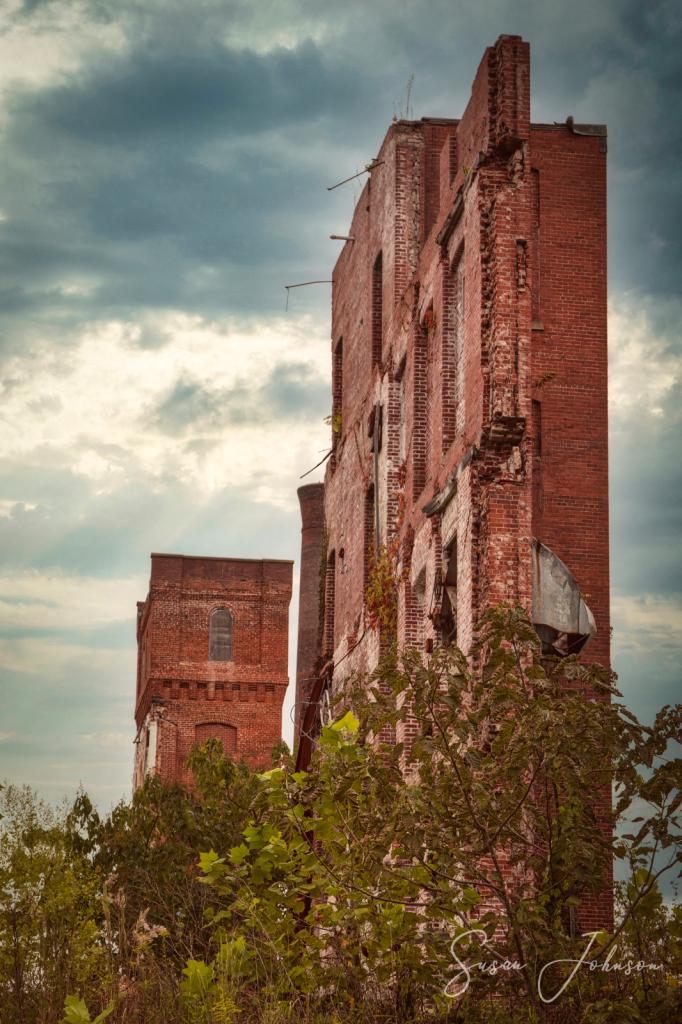Lauren Cotton Mill, SC circa 1926 - ID: 15871138 © Susan Johnson