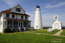 Cove Point Lighthouse...