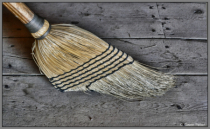 Precursor to Angled Broom