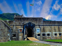 Brimstone Hill Fortress, St. Kitts, BWI