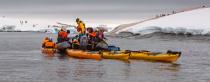 Kayaking Expedition Antarctica
