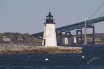 Newport R.I. Lighthouse