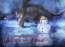 MERRY CHRISTMAS, BP FRIENDS!!