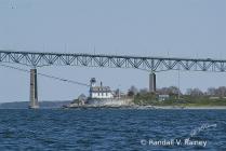 Rose island Lighthouse...