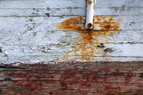 Rust and Chipping Paint