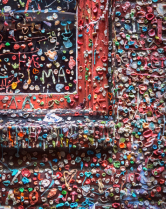 Touches Along the Gum Wall