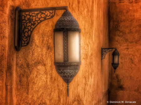 ~ ~ ARABIAN LIGHTS ~ ~