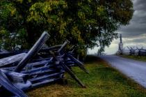 Antietam At Dusk