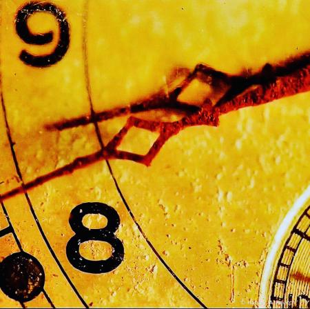 Tick .. Tick .. Tick.. TIME,