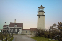 Highland Lighthouse . . .