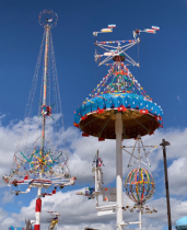 Whimsical Whirligigs