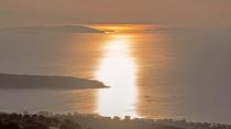 Sunset Reflection.