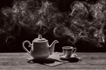 Smoke and Teapot