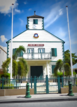 St Maarten, DWI, Court House