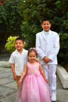 MY THREE GRANDCHILDREN