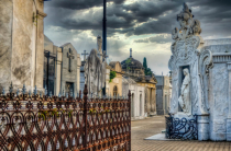 La Recoleta Streets