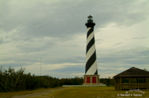 Cape Hatteras Lighthouse. . .
