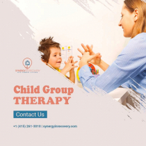 Child group therapy