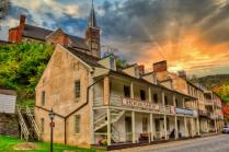 Harpers Ferry Scene
