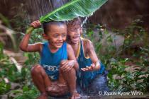 Playing in the Rain