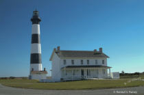 Bodie Island Lightouse in NC