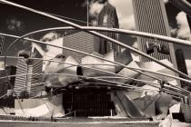 Millennial Park Jay Pritzker Pavilion