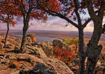 Petit Jean State Park Overlook