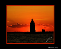 North Breakwater Lighthouse...