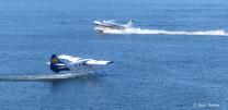 Float plane traffic