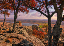 View from Petit Jean