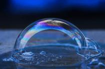 Dawn Soap Bubbles