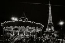 Carrousel et Tour Eiffel