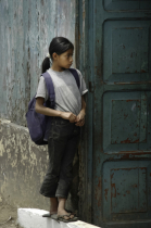 Guatemala Schoolgirl