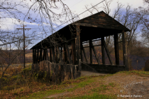 Cupperts Covered Bridge Color