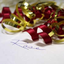 Ribbons and Cards