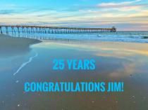 Congratulations Jim!