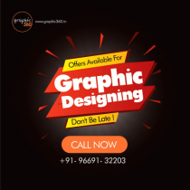 Graphic designing company Indore