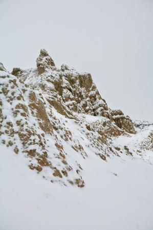 Winter Escarpment