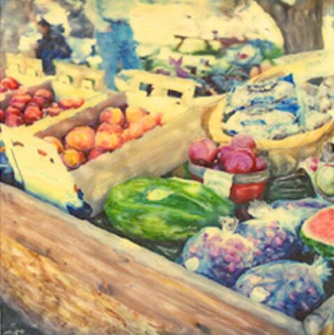 Morning Fruit Markett