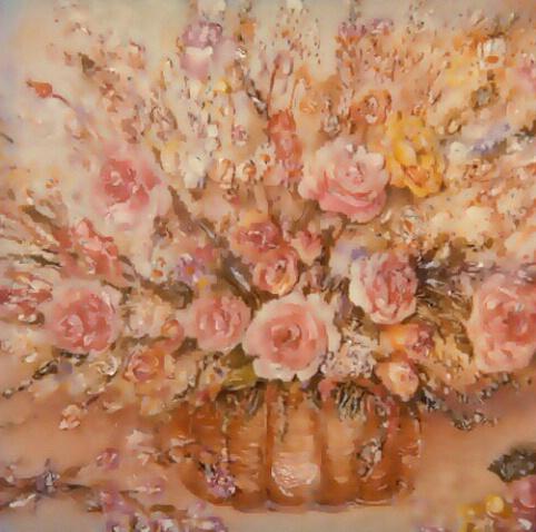 Wicker Bouquet